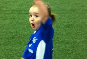 Keira Loves Sports