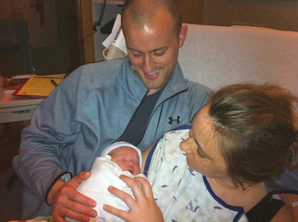 Keira's Birth at Carle Hospital